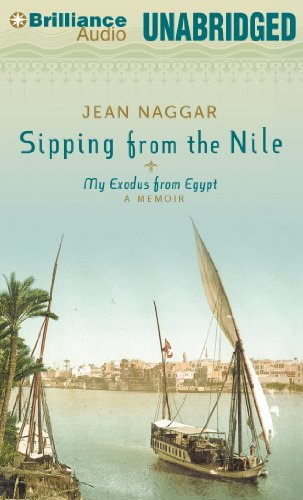 9781455894130: Sipping From the Nile: My Exodus from Egypt
