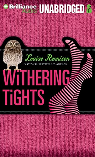Withering Tights: The Misadventures of Tallulah Casey: Louise Rennison
