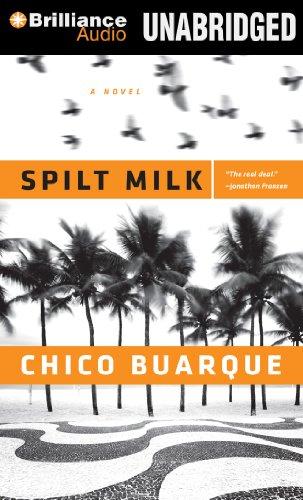 Spilt Milk: Buarque, Chico