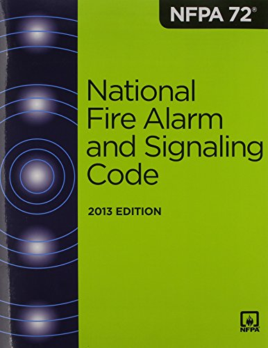 9781455904112: 2013 NFPA 72: National Fire Alarm and Signaling Code
