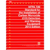 9781455909094: NFPA 720 Standard for the Installation of Carbon Monoxide (CO) Detection and Warning Equipment, 2015 Edition