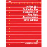 9781455911356: NFPA 551 Evaluation of Fire Risk Assessments, 2016 Edition
