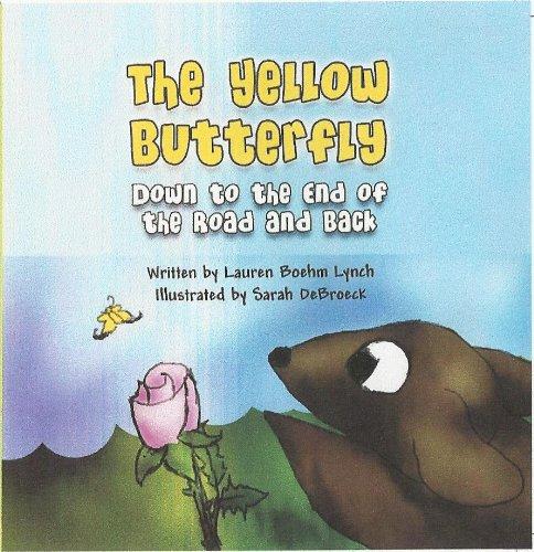 The Yellow Butterfly: Lauren Boehm Lynch