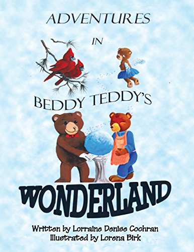 9781456010119: Adventures in Beddy Teddy's Wonderland