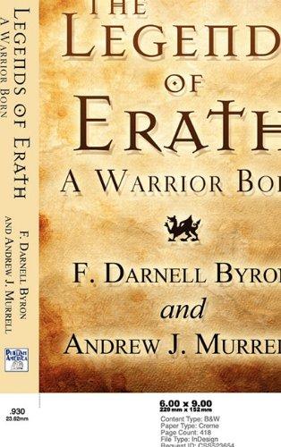 The Legends of Erath: A Warrior Born: V, Mrs