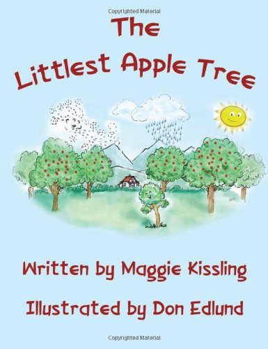 9781456030391: The Littlest Apple Tree