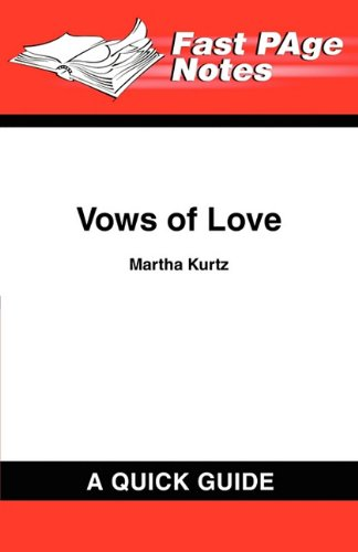 9781456098162: Vows of Love