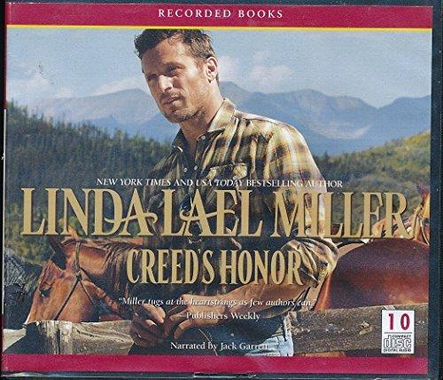 9781456121587: Creed's Honor by Linda Lael Miller Unabridged CD Audiobook