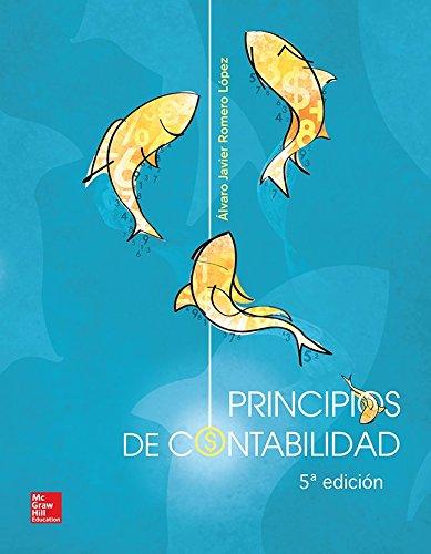 9781456223953: Principios De Contabilidad / 5 Ed.