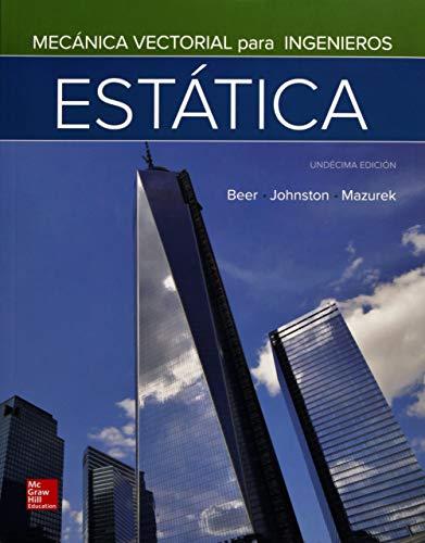 9781456255275: MECANICA VECTORIAL PARA INGENIEROS ESTATICA