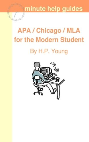 9781456301613: APA / Chicago / MLA for the Modern Student: A Practical Guide for Citing Internet and Book Resources