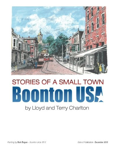 9781456303495: Stories of a Small Town: Boonton, USA
