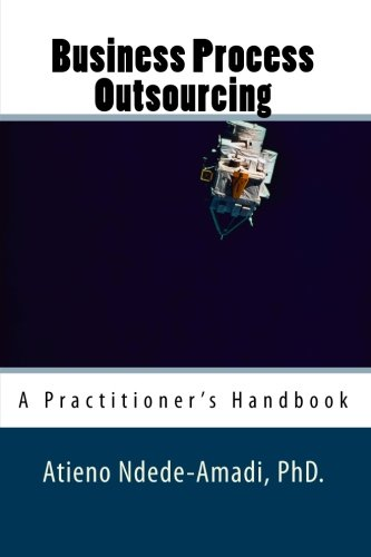 9781456311230: Business Process Outsourcing: A Practitioner's Handbook