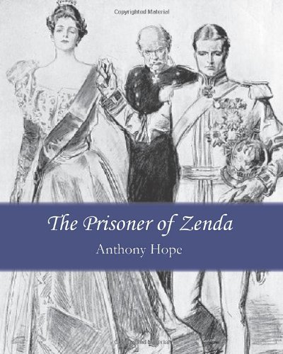 9781456314910: The Prisoner of Zenda