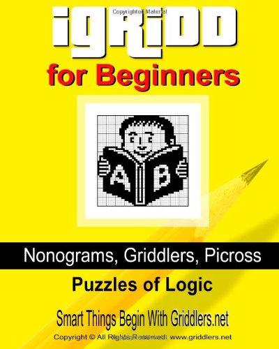 9781456315047: iGridd for Beginners: Nonograms, Griddlers, Picross