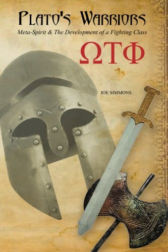 9781456322410: Plato's Warriors: Meta-Spirit & The Development of a Fighting Class