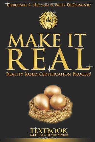 9781456340858: Make it Real: Reality Based Coaching Process