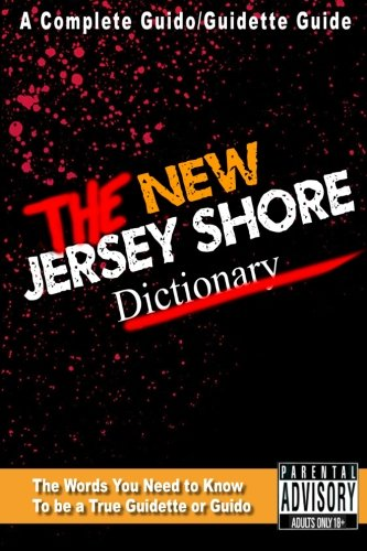 9781456347086: The New Jersey Shore Dictionary