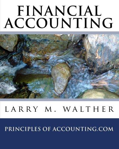 9781456352974: Financial Accounting: Principles of Accounting.com