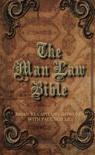 9781456360818: The Man Law Bible