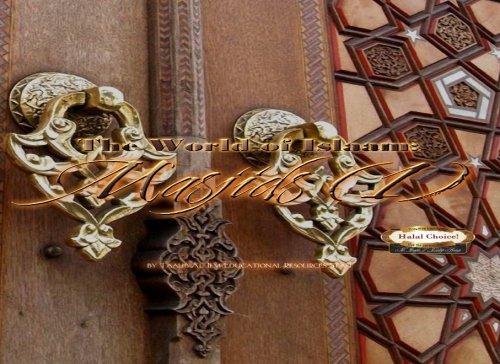 The World Of Islaam: Masjids (1): A: Taalib al-Ilm Educational