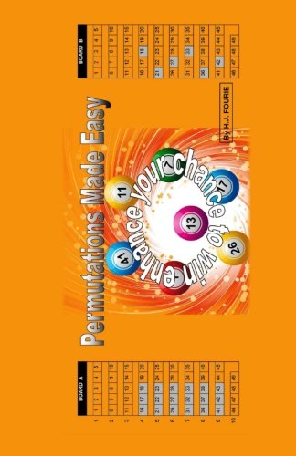 9781456371012: Permutations Made Easy by H.J.Fourie: Permutations