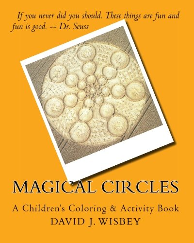 9781456375775: Magical Circles: A Children's Coloring & Activity Book