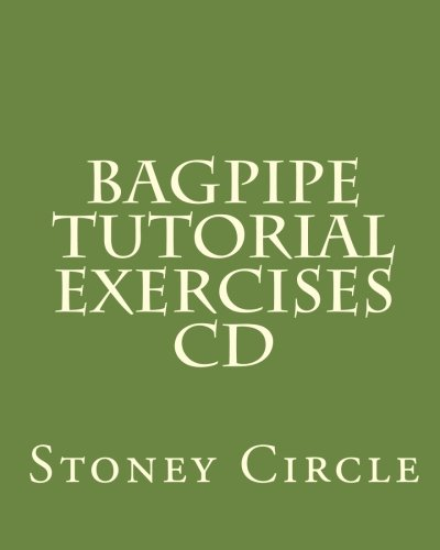 9781456389550: Bagpipe Tutorial Exercises Cd
