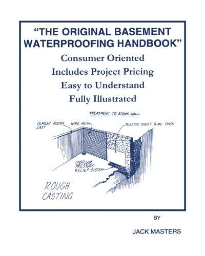 9781456405373: The Original Basement Waterproofing Handbook