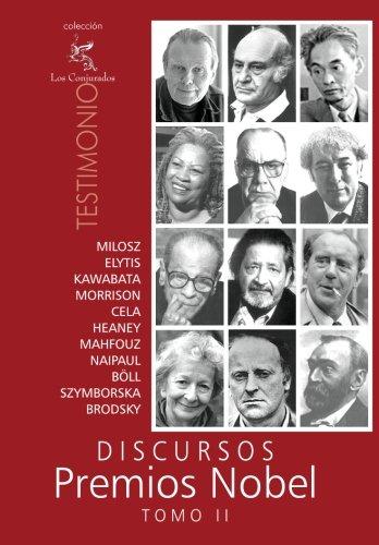 9781456421670: Discursos Premios Nobel: Tomo II (Spanish Edition)