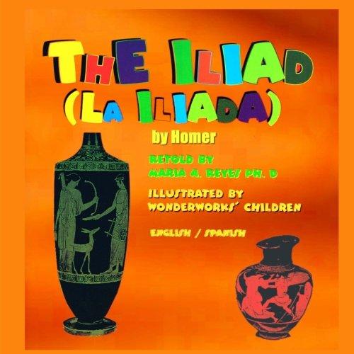 9781456448622: The Iliad (La Iliada)