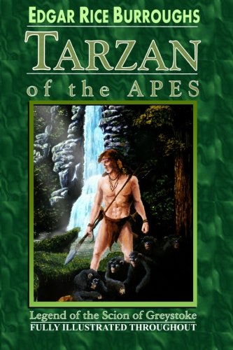 9781456450892: Tarzan of the Apes