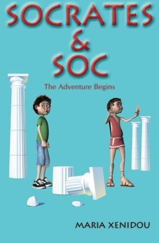 Socrates & Soc: The Adventure Begins: Mrs Maria Xenidou