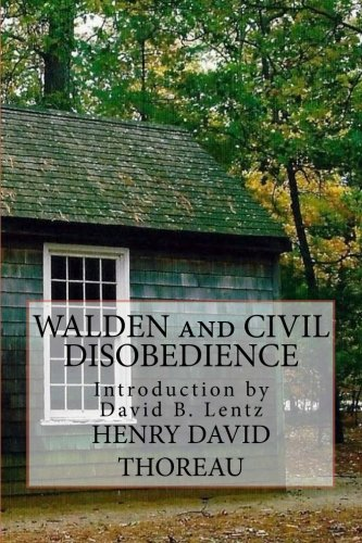 9781456453473: Walden: and Civil Disobedience