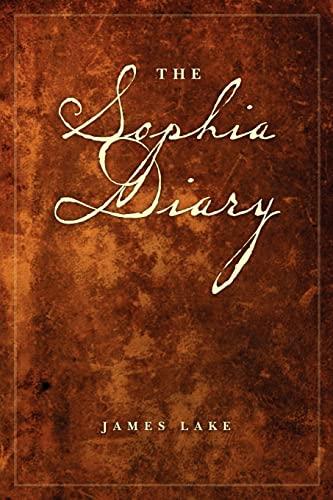 The Sophia Diary: James Lake