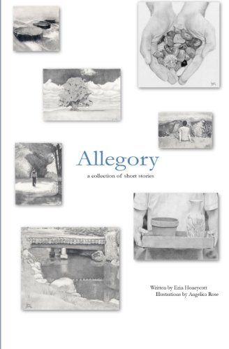 9781456465544: Allegory: a collection of short stories