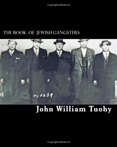 9781456475116: The Book of Jewish Gangsters