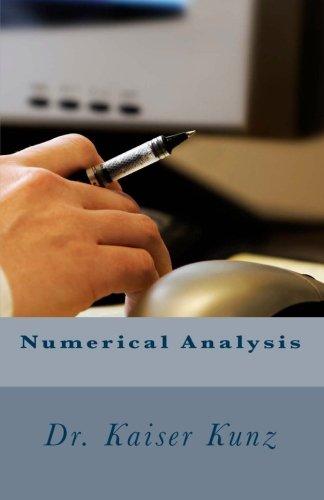 9781456477370: Numerical Analysis