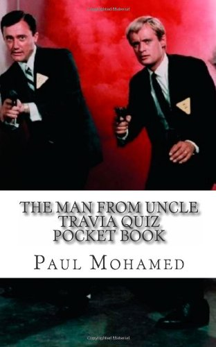 9781456483487: The Man from UNCLE Travia Quiz Pocket Book
