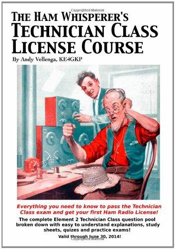 9781456484811: The Ham Whisperer's Technician Class License Course