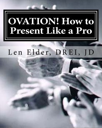 9781456485573: Ovation - How To Present Like A Pro: The Re-Invention of Adult Education