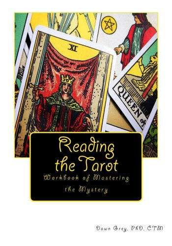 9781456489991: Reading the Tarot: Workbook of Mastering the Mystery