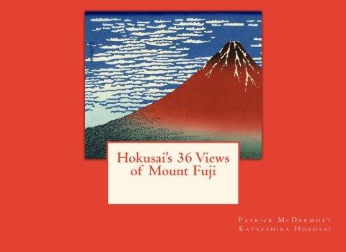 9781456491796: Hokusai's 36 Views of Mount Fuji