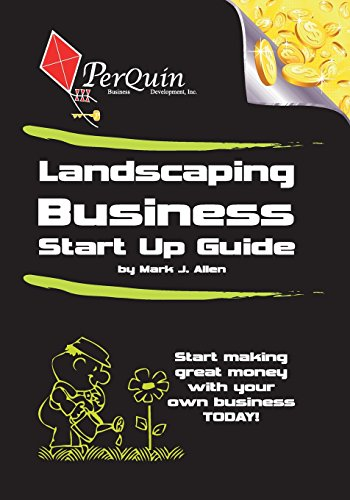 9781456492069: Landscaping Business Start-Up Guide