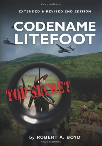 9781456493790: Codename Litefoot: 2nd edition, extended Version