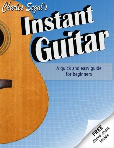 9781456495695: Charles Segal's Instant Guitar