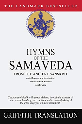 Hymns of the Samaveda (Paperback): Anonymous
