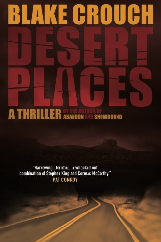9781456506650: Desert Places: A Novel of Terror