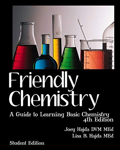 9781456511364: Friendly Chemistry Student Edition: A Guide to Learning Basic Chemistry