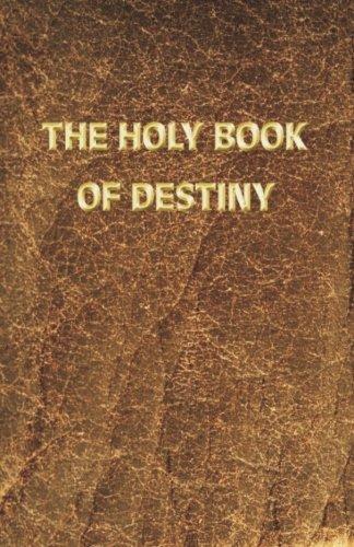 9781456517601: The Holy Book of Destiny